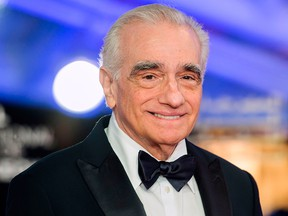 In this file photo taken on Dec. 1, 2018, Martin Scorsese arrives at the 17th Marrakech International Film Festival.