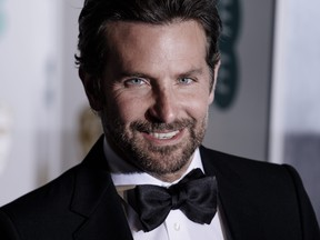 Bradley Cooper attends the EE British Academy Film Awards at Royal Albert Hall on February 10, 2019 in London, England. Gareth Cattermole/Getty Images
