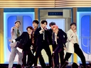 BTS perform onstage during the 2019 Billboard Music Awards at MGM Grand Garden Arena on May 01, 2019 in Las Vegas, Nevada. Kevin Winter/Getty Images for dcp