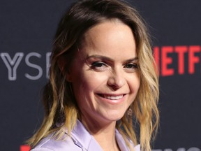 Taryn Manning attends the Netflix FYSEE kickoff at Netflix FYSEE at Raleigh Studios on May 6, 2018 in Los Angeles, Calif.  (David Livingston/Getty Images)