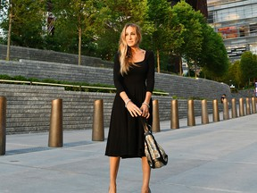 Sarah Jessica Parker attends A Magical Summer Night at Hudson Yards celebrating the arrival of 35 Hudson Yards on June 25, 2019 in New York City. (Photo by Craig Barritt/Getty Images)