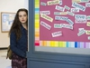 """This image released by Netflix shows Katherine Langford in a scene from the series, """"13 Reasons Why,"""" about a teenager who commits suicide. THE CANADIAN PRESS/AP-Beth Dubber/Netflix via AP ORG XMIT: CPT102 ORG XMIT: POS1705031024314900"""
