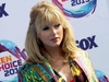 Teen Choice Awards 2019 Arrivals held at Hermosa Beach Pier Plaza in Los Angeles, California.  Featuring: Taylor Swift Where: Los Angeles, California, United States When: 11 Aug 2019 Credit: Adriana M. Barraza/WENN.com ORG XMIT: wenn36835731