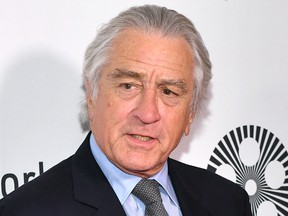 Robert De Niro attends as Campari sponsors Opening Night of the 57th New York Film Festival on Sept. 27, 2019 in New York City.