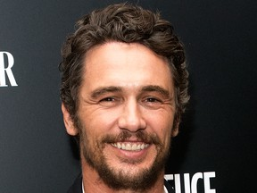 """James Franco attends the New York Screening of HBO's """"The Deuce"""" at Metrograph on Sept. 5, 2019 in New York City."""