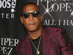 "Rapper Ja Rule attends the after party for the finale of the ""JENNIFER LOPEZ: ALL I HAVE"" residency at MR CHOW at Caesars Palace on September 30, 2018 in Las Vegas, Nevada."