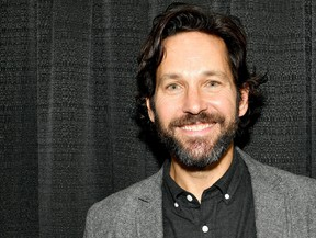 Paul Rudd attends the New York Comic Con at Jacob K. Javits Convention Center on Oct. 3, 2019 in New York City. (Dia Dipasupil/Getty Images for ReedPOP)