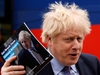 Britain's Prime Minister Boris Johnson arrives for the Conservative party's manifesto launch in Telford, Britain November 24, 2019. REUTERS/Phil Noble     TPX IMAGES OF THE DAY ORG XMIT: GDN005