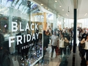 People walk through the King of Prussia mall, one of the largest retail malls in the U.S., on Black Friday, a day that kicks off the holiday shopping season, in King of Prussia, Pennsylvania, U.S., November 29, 2019.