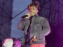Juice Wrld performs in concert during his