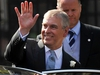 (FILES) In this file photo taken on July 30, 2011 Britain's Prince Andrew leaves after attending the wedding of Zara Phillips, granddaughter of Britain's Queen Elizabeth II, and England rugby player Mike Tindall at Canongate Kirk in Edinburgh, Scotland. - Prince Andrew on November 20, 2019 said he was cancelling his public engagements, as the outcry from the British royal's friendship with convicted sex offender Jeffrey Epstein showed no sign of abating. (Photo by Ben STANSALL / AFP) (Photo by BEN STANSALL/AFP via Getty Images)