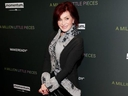 Sharon Osbourne poses at the LA Special Screening of the film