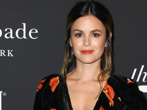 Rachel Bilson attends the 2019 InStyle Awards at The Getty Center on Oct. 21, 2019 in Los Angeles, Calif. (Jon Kopaloff/Getty Images)
