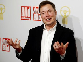 SpaceX owner and Tesla CEO Elon Musk..