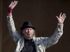 LONDON, ENGLAND: Neil Young performs on the Great Oak Stage in Hyde Park  Featuring: Neil Young Where: London, United Kingdom When: 12 Jul 2019 Credit: Neil Lupin/WENN ORG XMIT: wenn36710975
