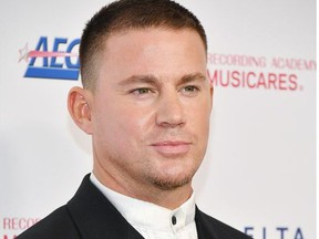 Channing Tatum attends MusiCares Person of the Year honoring Aerosmith at West Hall at Los Angeles Convention Center on January 24, 2020 in Los Angeles, California.