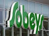 A Sobeys grocery store is seen in Halifax on Thursday, Sept. 11, 2014. Sobeys is preparing to phase out plastic grocery bags this week, part of a push to reduce plastic waste that also marks the end of an era for a staple of Atlantic Canadian kitchen cupboards. The grocery chain announced last summer it would eliminate the plastic shopping bags by February, offering shoppers reusable totes or paper bags to carry their purchases out of the store. THE CANADIAN PRESS/Andrew Vaughan