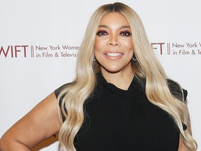 TV personality Wendy Williams attends the 2019 NYWIFT Muse Awards at the New York Hilton Midtown on Dec. 10, 2019 in New York City.  (Lars Niki/Getty Images for New York Women in Film & Television)