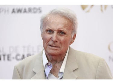 Feb. 8: Actor Robert Conrad was best known for starring in 1960s TV hit The Wild Wild West. He was 84.