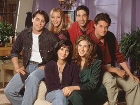 Friends will made a return to the small screen.