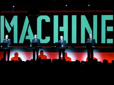 April 30: German musician Florian Schneider (seen at right) died after a short battle with cancer. The electronic music pioneer founded Kraftwerk alongside Ralf Hutter in 1970. The band  is known for its heavy use of synthesizers, drum machines and vocoders to create a mechanical sound and its robot-like live performances. Kraftwerk has influenced bands in a variety of genres, from synthpop to post-punk to hip hop to techno. Schneider was 73.
