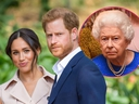 The Duke and Duchess of Sussexx to fight the Queen over royal title.