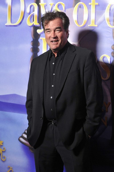 """MARCH 29: Soap opera star John Callahan, 66, who played Edmund Grey on All My Children, died after suffering a """"massive stroke"""" at his Palm Desert, Calif., home the day prior, reported TMZ. (Getty Images)"""