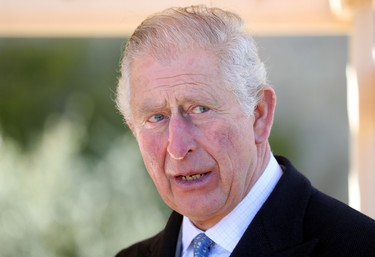 CELEBRITIES WHO HAVE CONTRACTED COVID-19: Prince Charles   (Photo by Chris Jackson/Getty Images)