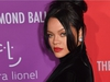 """(FILES) In this file photo taken on September 12, 2019 Barbadan singer/actress Rihanna arrives for Rihanna's 5th Annual Diamond Ball Benefitting The Clara Lionel Foundation at Cipriani Wall Street in New York City. - Rihanna speared President Donald Trump as perhaps """"the most mentally ill human being in America"""" over his position on gun rights in a candid Vogue interview published on October 9, 2019 that also touched on immigration and racism. Asked about the back-to-back shootings earlier this year in the US cities of El Paso and Dayton, the superstar performer who recently cemented her place in the upper echelons of the fashion industry with her own luxury line called the gun violence plaguing American society """"devastating."""" (Photo by Angela Weiss / AFP) (Photo by ANGELA WEISS/AFP via Getty Images)"""