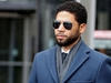 FILE PHOTO: Actor Jussie Smollett leaves the Leighton Criminal Court Building after his hearing in Chicago, Illinois, U.S. March 14, 2019. REUTERS/Kamil Krzaczynski/File Photo ORG XMIT: SIN300