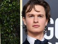 Ansel Elgort attends the 77th Annual Golden Globe Awards at The Beverly Hilton Hotel on Jan. 5, 2020 in Beverly Hills, Calif.