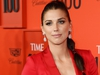 Alex Morgan attends the TIME 100 Gala Red Carpet at Jazz at Lincoln Center on April 23, 2019 in New York City.
