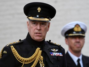 Prince Andrew, Duke of York, should have been fired in 2011, a new book claims.