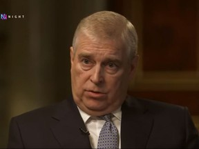 Prince Andrew is interviewed by the BBC on his friendship with Jeffrey Epstein.