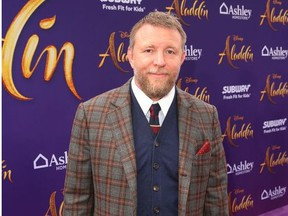 """Director Guy Ritchie attends the World Premiere of Disney?s """"Aladdin"""" at the El Capitan Theater in Hollywood CA on May 21, 2019."""