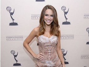 Actress Chrishell Stause attends The Academy Of Television Arts & Sciences' Daytime Programming Peer Group's Daytime Emmy Nominees Cocktail Reception at Montage Beverly Hills on June 13, 2013 in Beverly Hills, California.