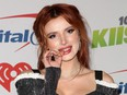 Bella Thorne attends the  102.7 KIIS FM's Jingle Ball 2017 at The Forum.
