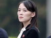 FILE PHOTO: Kim Yo Jong, sister of North Korea's leader Kim Jong Un attends wreath laying ceremony at Ho Chi Minh Mausoleum in Hanoi, Vietnam March 2, 2019. REUTERS/Jorge Silva/Pool/File Photo ORG XMIT: FW1