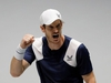 FILE PHOTO: Tennis - Davis Cup Finals - Caja Magica, Madrid, Spain - November 20, 2019   Britain's Andy Murray reacts during his match against Netherlands' Tallon Griekspoor   REUTERS/Susana Vera/File Photo ORG XMIT: FW1