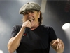 AC/DC's Brian Johnson performs during their Rock Or Bust World Tour at Gillette Stadium in Foxborough, Mass. Saturday, Aug. 22, 2015. (Photo by Winslow Townson/Invision/AP) ORG XMIT: MAWT10