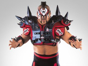 Wrestling star Road Warrior Animal died at the age of 60.