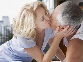 Not all women lose interest in sex as they enter midlife, according to a new study.