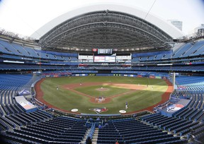 The Rogers Centre, outdated almost as soon as it opened back in 1989, could be torn down and then replaced by a redevelopment project that includes a new ball field, according to a published report yesterday.