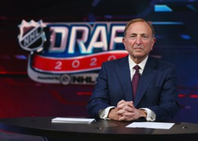 NHL commissioner Gary Bettman has his work cutout to get a product on the ice for next season.