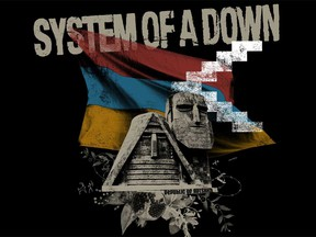 System of a Down released new music on Friday.