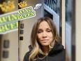 Halle Berry loves Montreal hot wings and she's not afraid to say so.