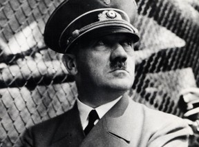 Adolf Hitler didn't approve of his henchmen getting divorced.