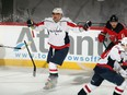 Alex Ovechkin fined $5G for spe…