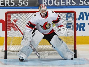 """""""Matt Murray is a major priority for us, and getting his game to where we know it could be is a No. 1 priority at this point,"""" Senators coach D.J. Smith said."""