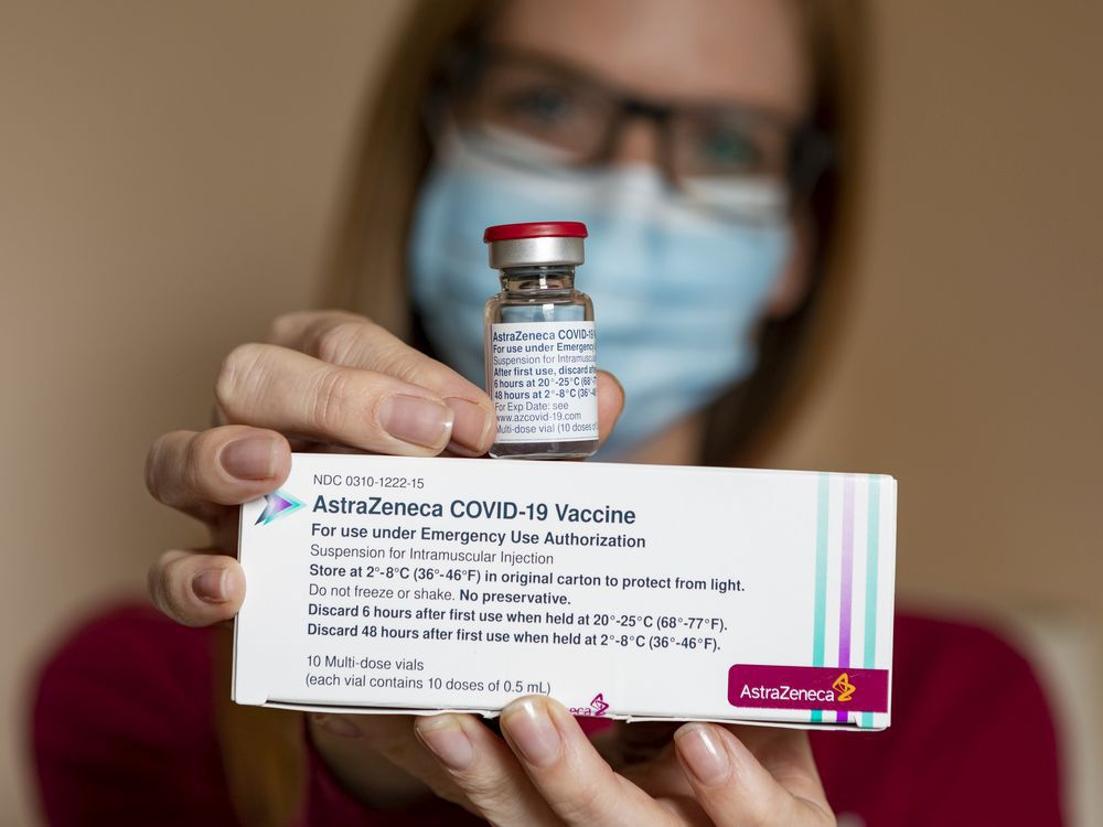 'It's demoralizing': Vaccine shoppers are declining AstraZeneca